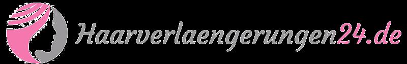 Haarverleangerung24 Logo
