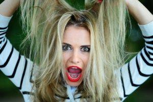 Haarverlängerung dünnes Haar