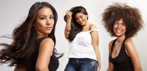 Haarverlängerung Umstyling