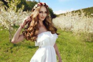 Haarverlängerung Hochzeit