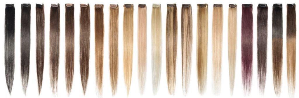 Clip-in Extensions: eine temporäre Haarverlängerung