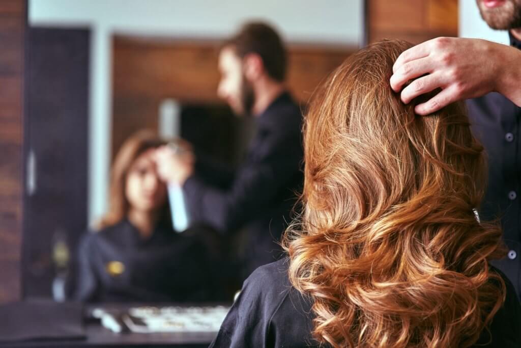 Friseur Beratung Haarverlängerung Arten