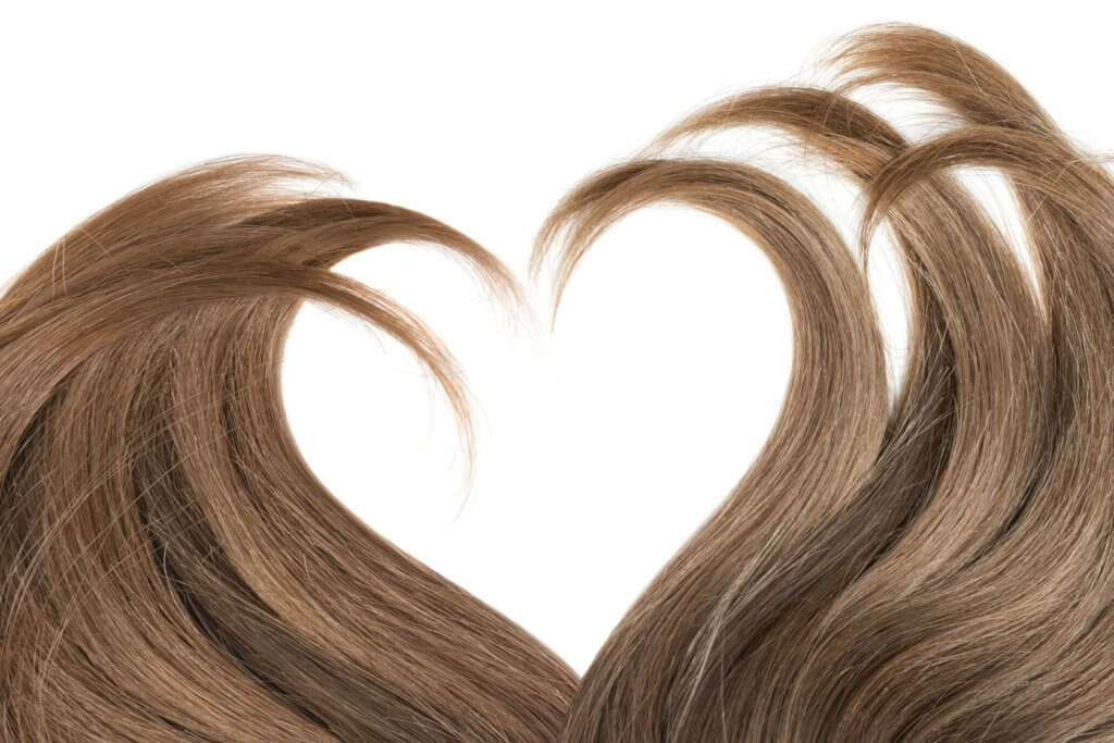 Liebevolle Haarpflege